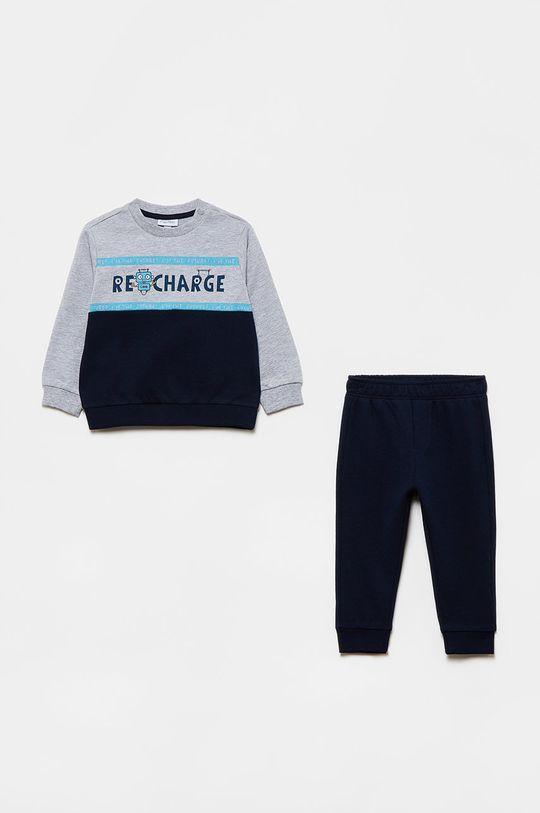 oceľová modrá OVS - Detská súprava Chlapčenský