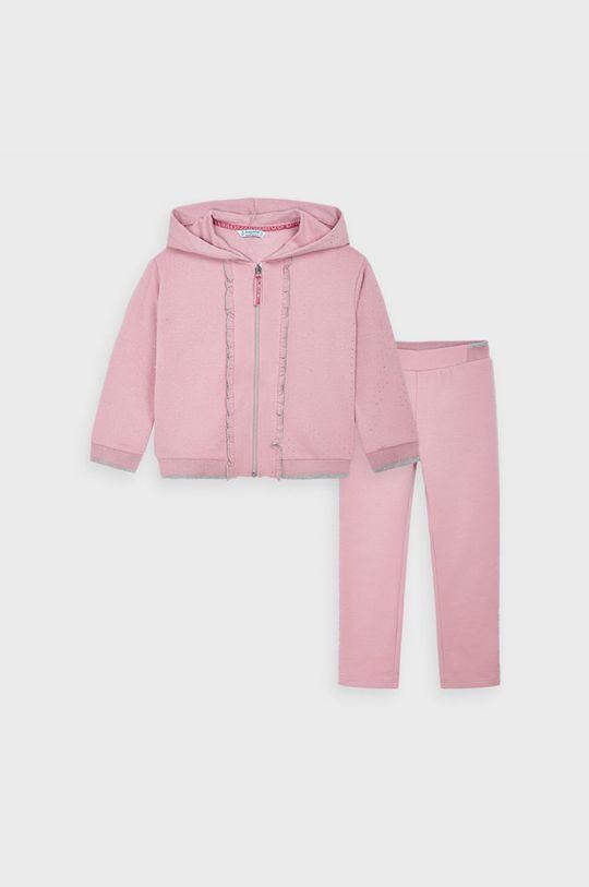 ružová Mayoral - Detská tepláková súprava 92-134 cm Dievčenský