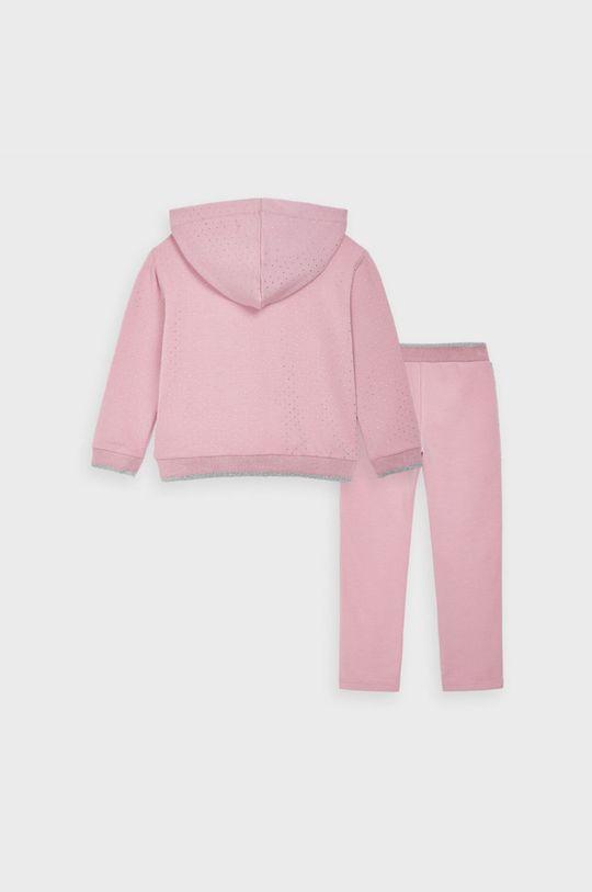 Mayoral - Detská tepláková súprava 92-134 cm ružová