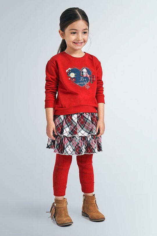 rosu Mayoral - Compleu copii 92-134 cm De fete