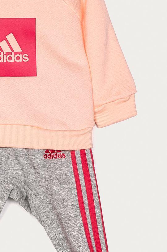 adidas Performance - Detská tepláková súprava 62-104 cm  70% Bavlna, 30% Recyklovaný polyester