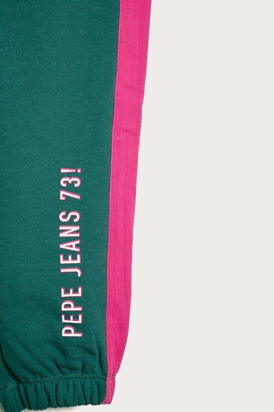 Pepe Jeans - Spodnie dziecięce 50 % Bawełna, 50 % Poliester