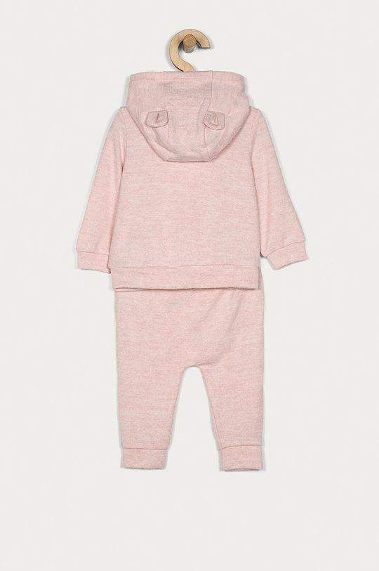 GAP - Dres niemowlęcy 50-92 cm różowy