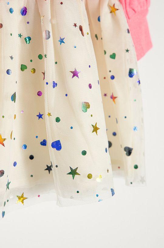 GAP - Dievčenské šaty 74-110 cm  33% Bavlna, 64% Polyester, 3% Spandex