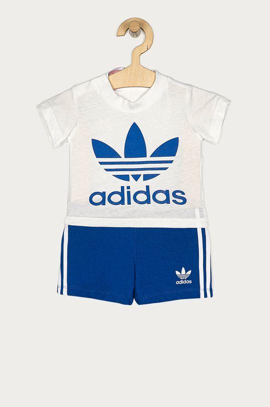 bílá adidas Originals - Dětská souprava 62-104 cm Dětský