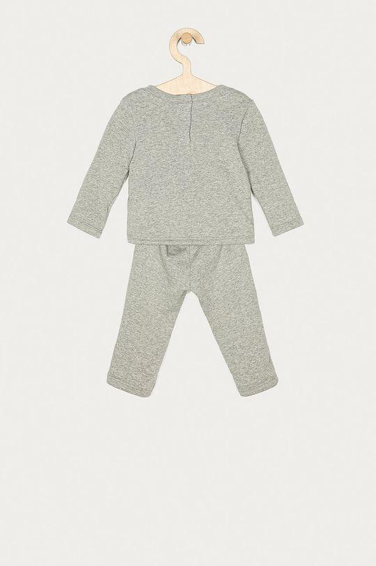 GAP - Dres niemowlęcy 50-86 cm 33 % Bawełna, 3 % Elastan, 64 % Poliester