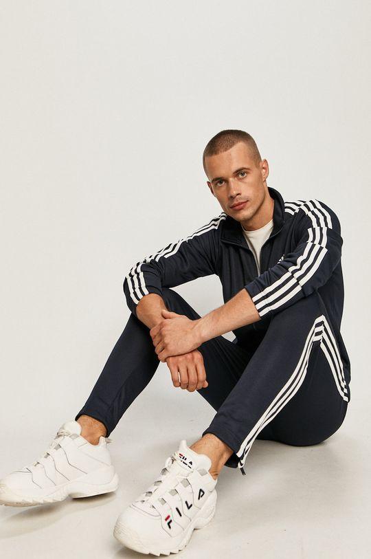 granatowy adidas Performance - Dres Męski