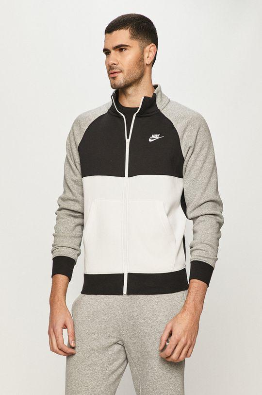 Nike Sportswear - Tepláková souprava šedá