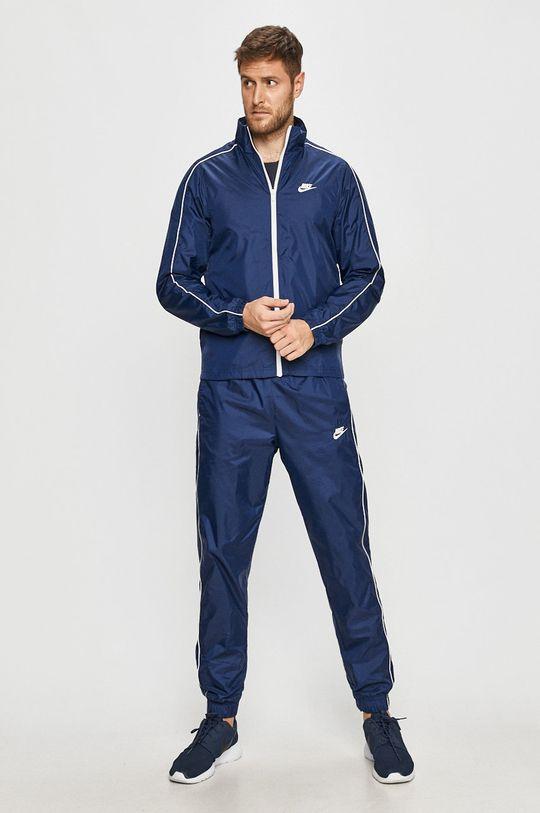 granatowy Nike Sportswear - Komplet Męski
