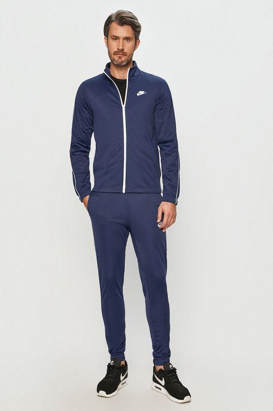 námořnická modř Nike Sportswear - Tepláková souprava Pánský