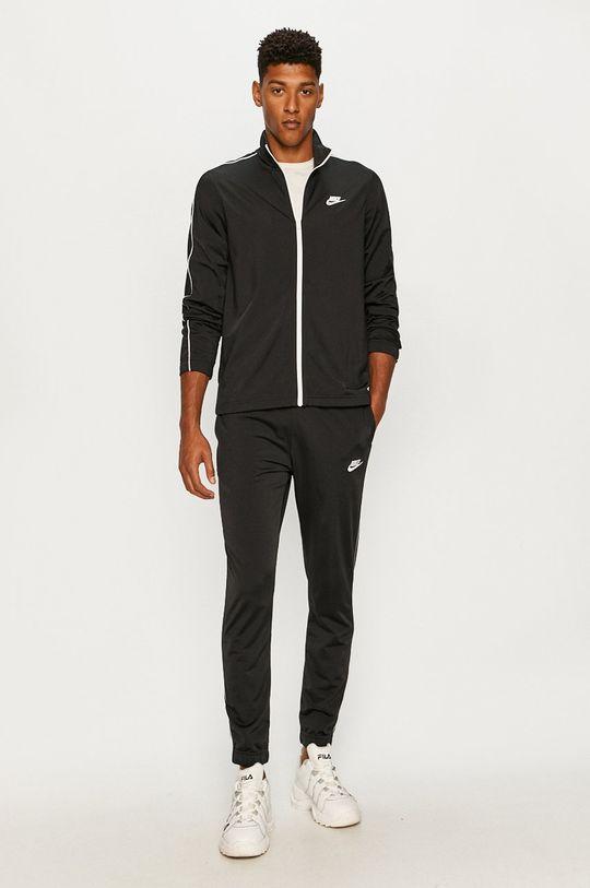 černá Nike Sportswear - Tepláková souprava Pánský