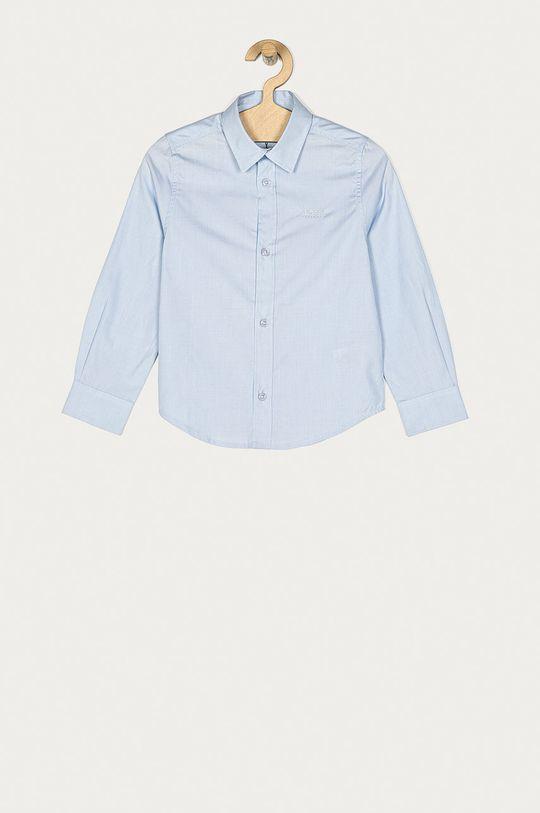 niebieski Boss - Koszula dziecięca 116-152 cm Chłopięcy