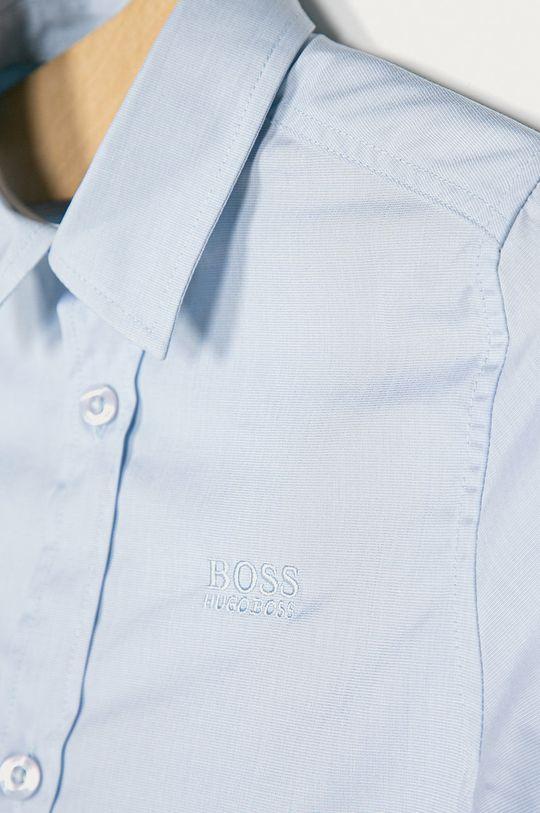 Boss - Koszula dziecięca 116-152 cm niebieski