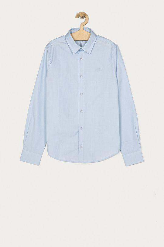 niebieski Boss - Koszula dziecięca 164-176 cm Chłopięcy