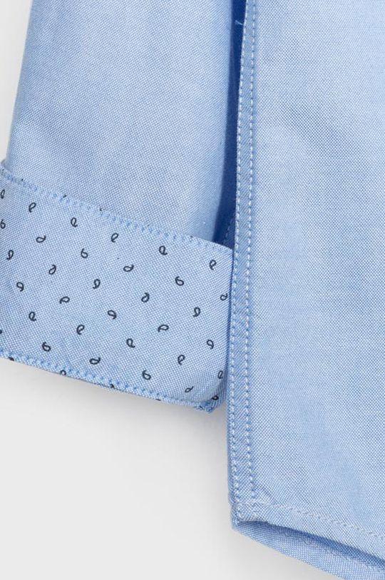 lavanda Mayoral - Camasa de bumbac pentru copii 128-172 cm