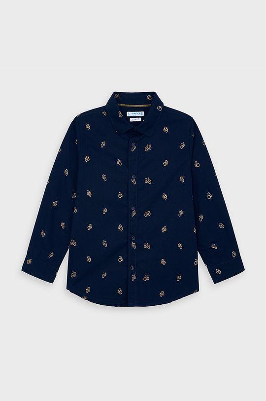 Mayoral - Koszula dziecięca 98-134 cm niebieski