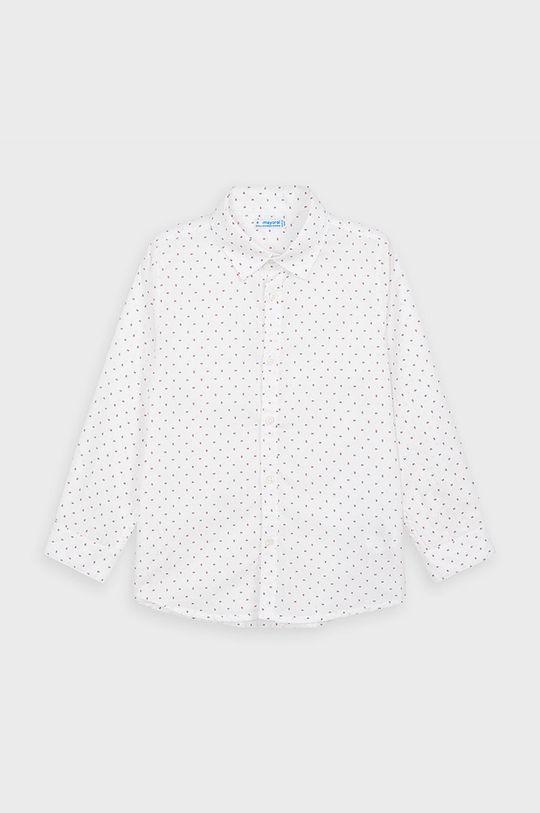 Mayoral - Koszula dziecięca 98-134 cm biały