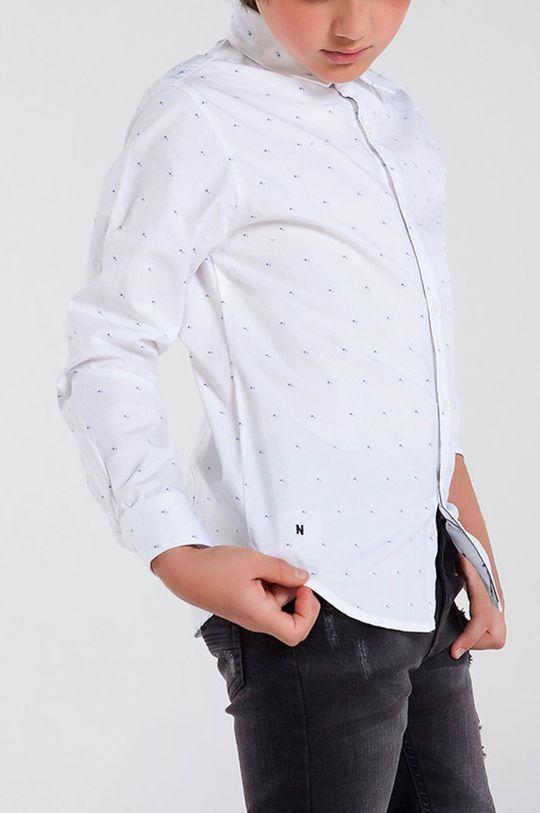 Mayoral - Detská bavlnená košeľa 128-172 cm  100% Bavlna