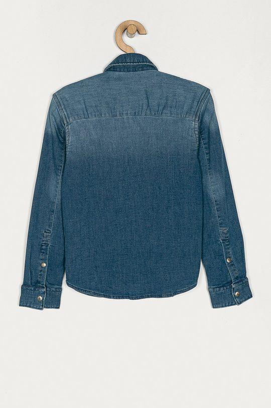 Calvin Klein Jeans - Koszula dziecięca 128-176 cm niebieski