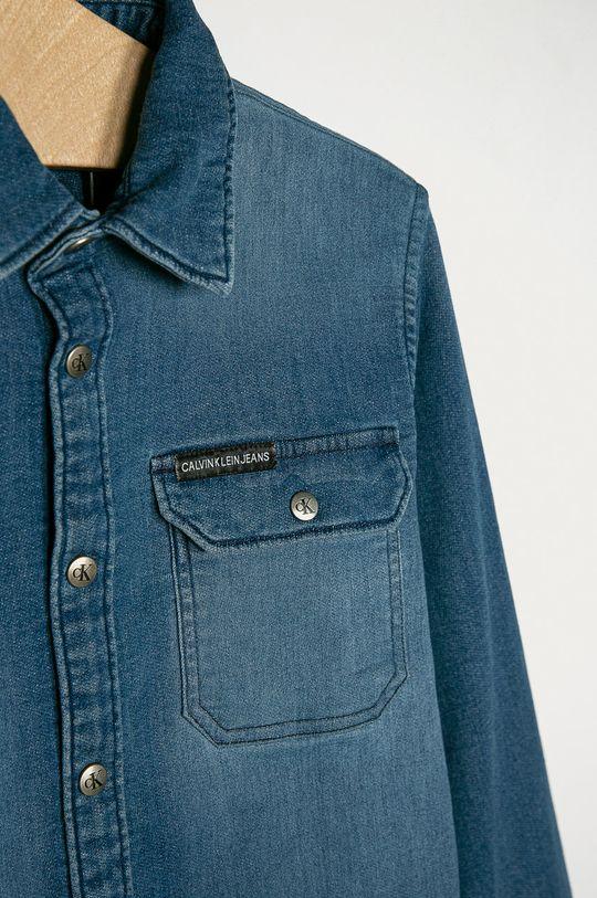 Calvin Klein Jeans - Koszula dziecięca 128-176 cm 99 % Bawełna, 1 % Elastan