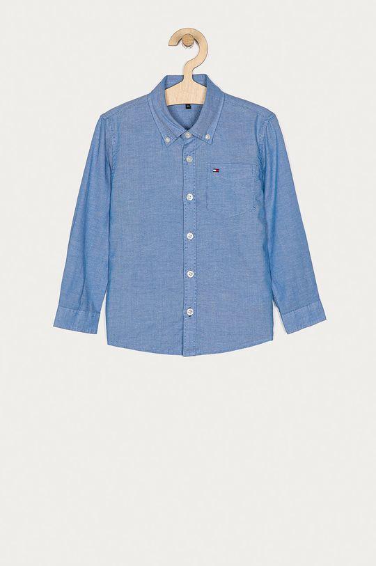 niebieski Tommy Hilfiger - Koszula dziecięca 104-176 cm Chłopięcy