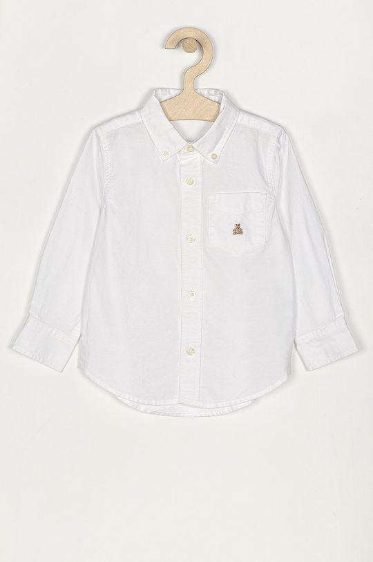 biały GAP - Koszula dziecięca 74-110 cm Chłopięcy