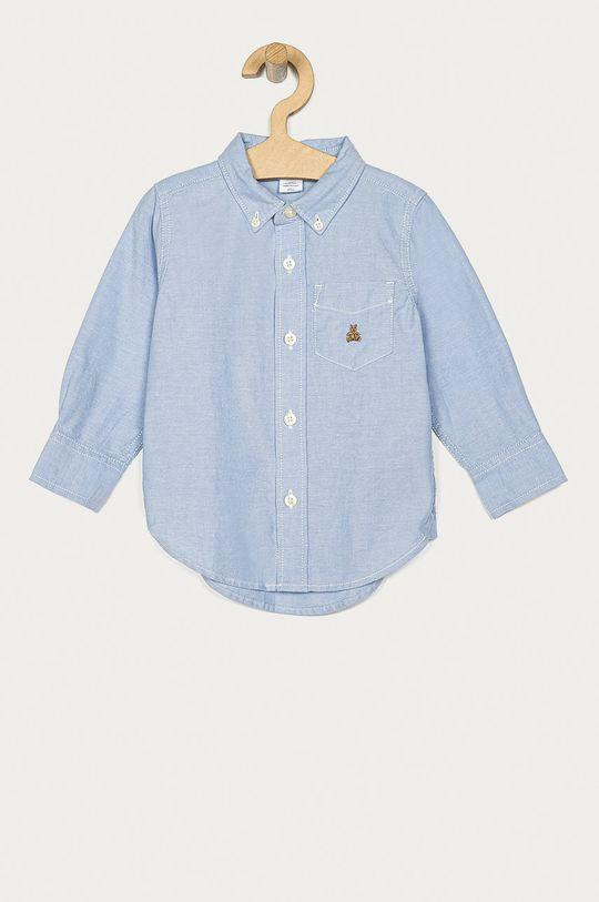 svetlomodrá GAP - Detská košeľa 74-110 cm Chlapčenský
