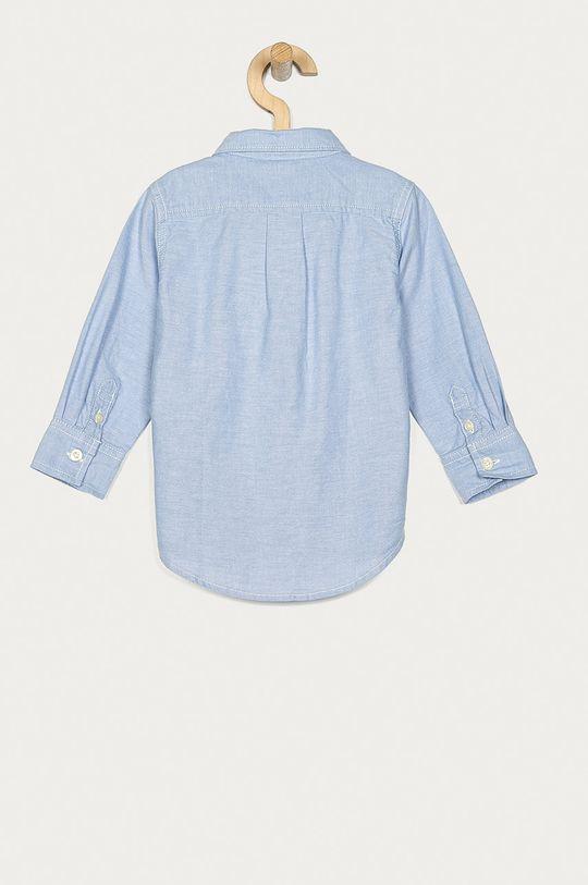 GAP - Detská košeľa 74-110 cm svetlomodrá