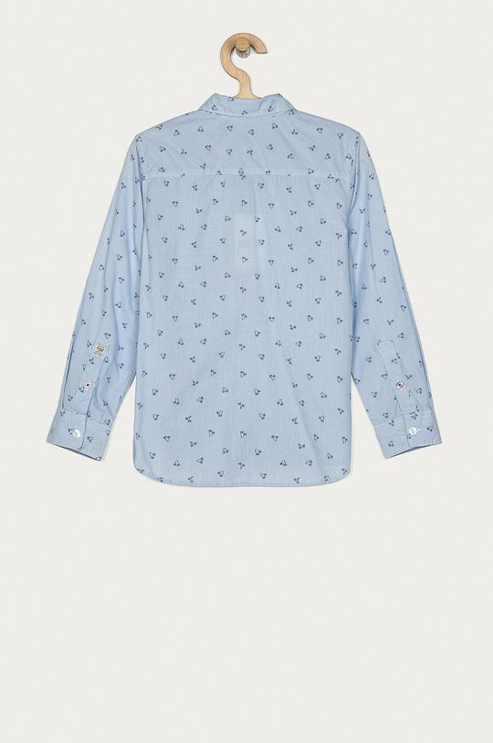 Pepe Jeans - Koszula dziecięca Steve 128-176 cm niebieski