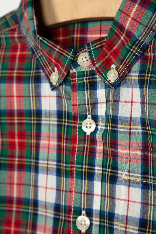 GAP - Koszula bawełniana dziecięca 74-11- cm 100 % Bawełna