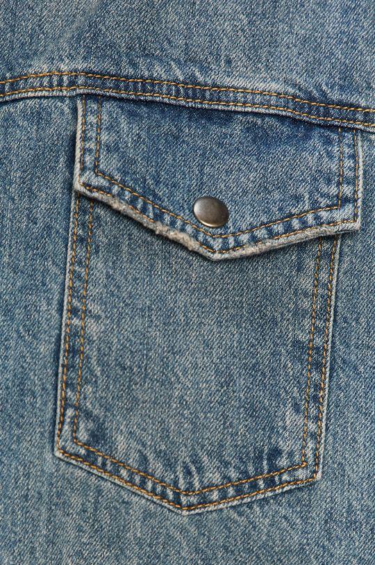 Vero Moda - Koszula jeansowa niebieski