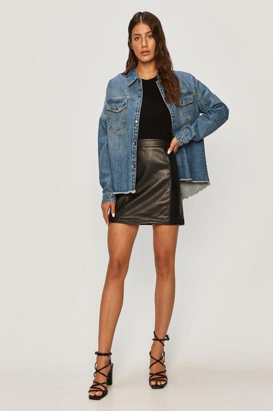Vero Moda - Koszula jeansowa 100 % Bawełna