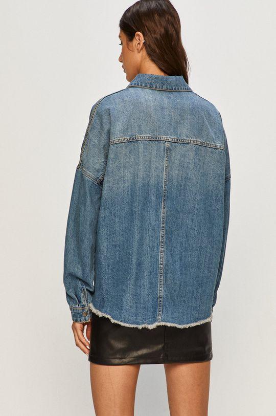 niebieski Vero Moda - Koszula jeansowa