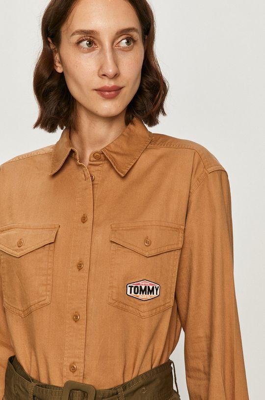 Tommy Jeans - Koszula jeansowa Damski