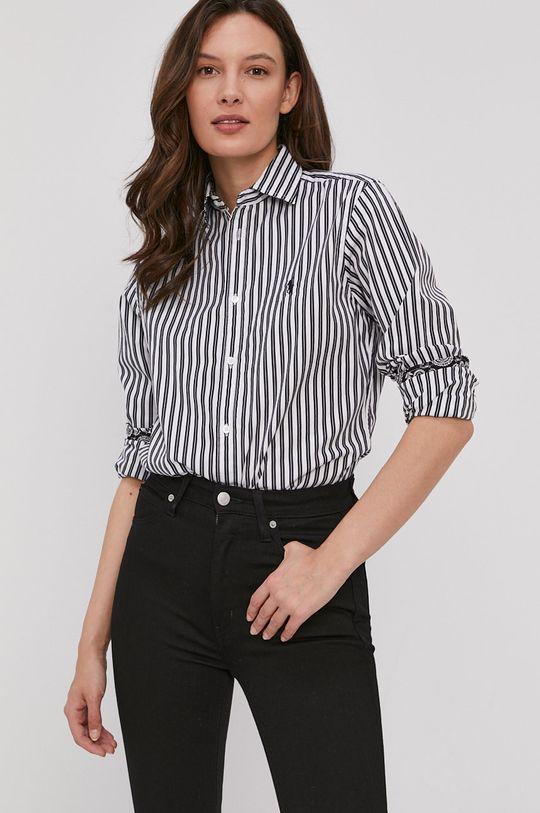 czarny Polo Ralph Lauren - Koszula bawełniana Damski