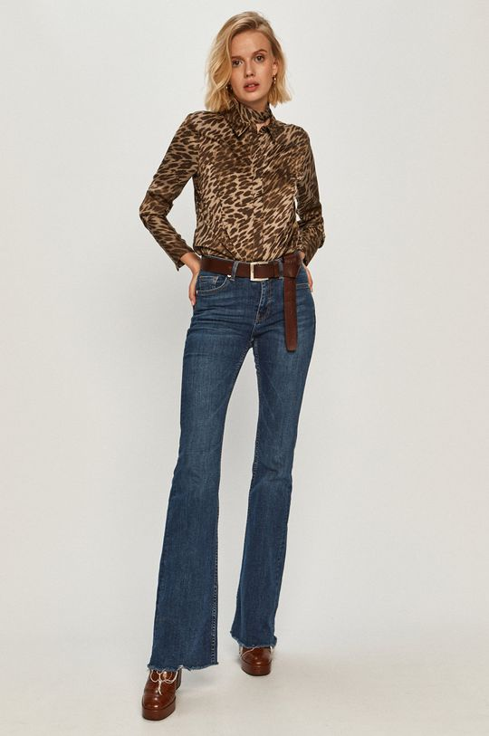 multicolor Guess Jeans - Koszula Damski