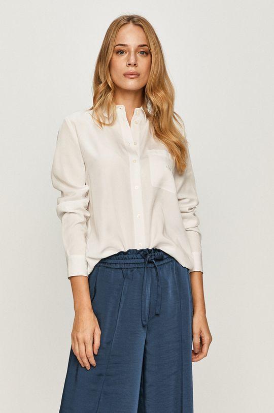 biela Calvin Klein Jeans - Košeľa Dámsky