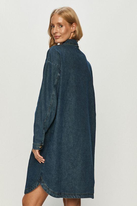 modrá Jacqueline de Yong - Rifľové šaty
