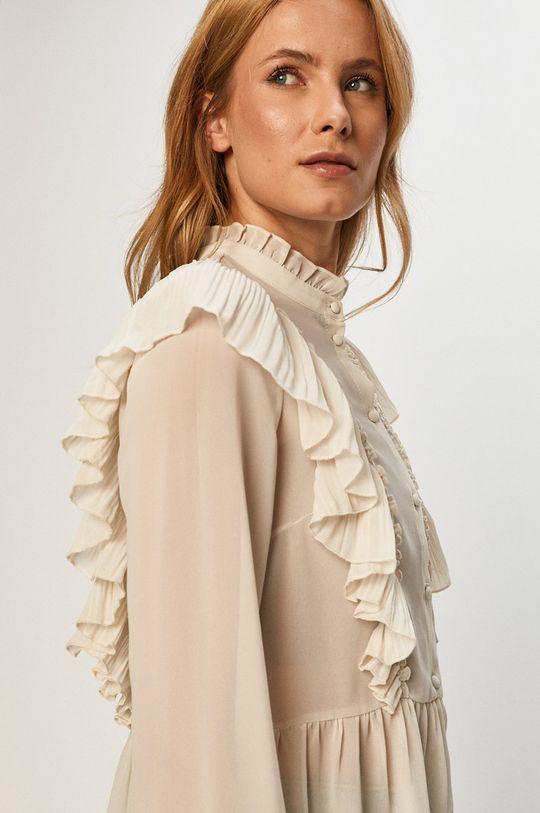 kremowy Vero Moda - Koszula