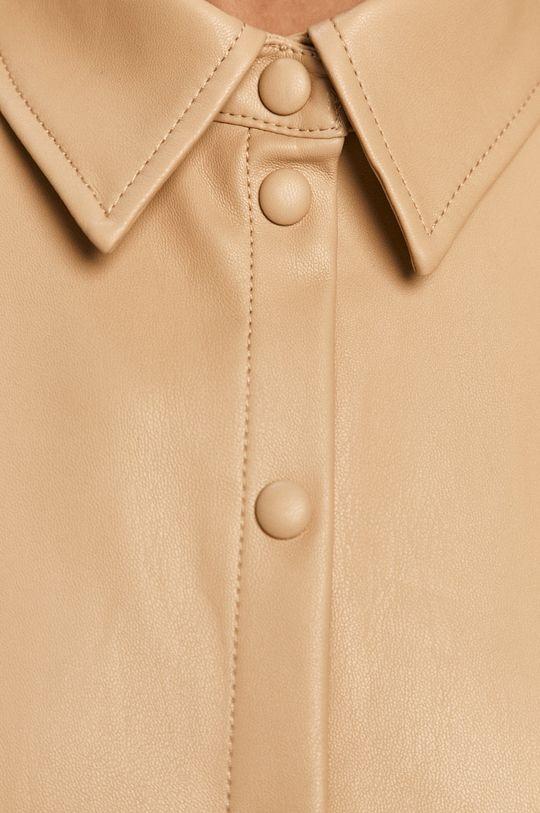 Vero Moda - Koszula piaskowy