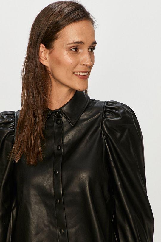 czarny Vero Moda - Koszula