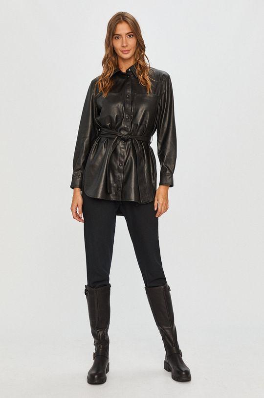 Vero Moda - Koszula czarny
