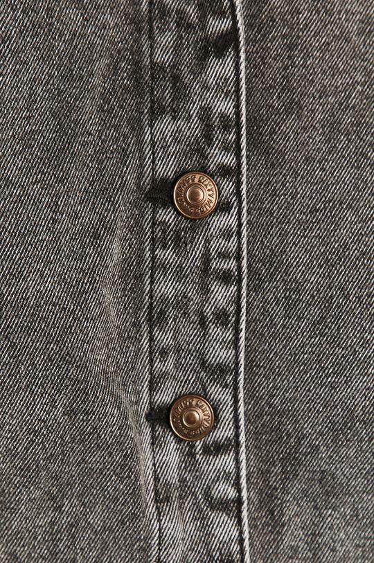 Miss Sixty - Rifľová bunda čierna