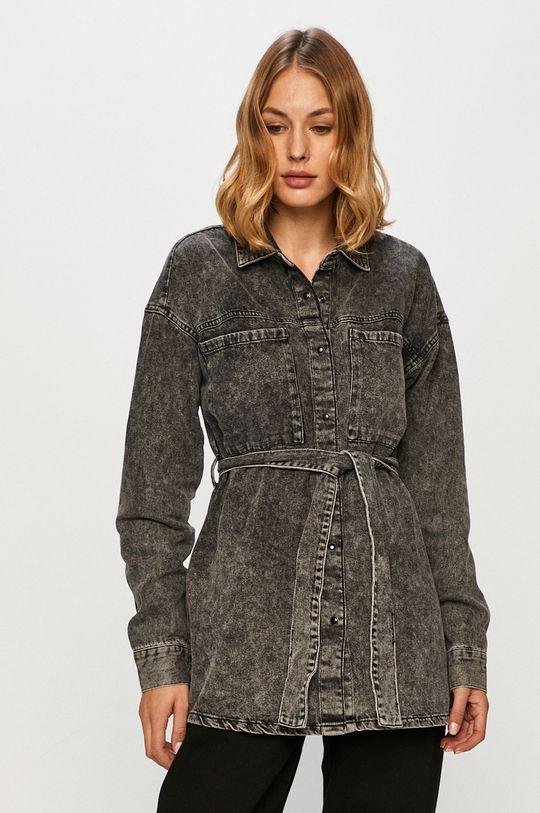 sivá Noisy May - Bavlnená košeľa Dámsky
