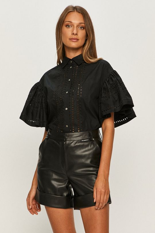 čierna Karl Lagerfeld - Košeľa Dámsky