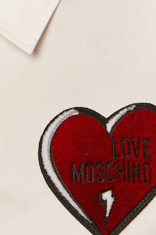 Love Moschino - Camasa alb