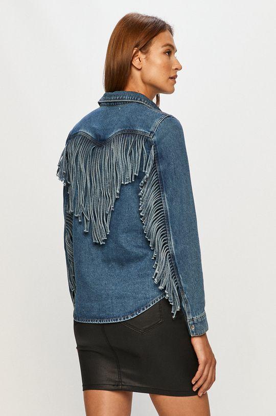 albastru Only - Camasa jeans