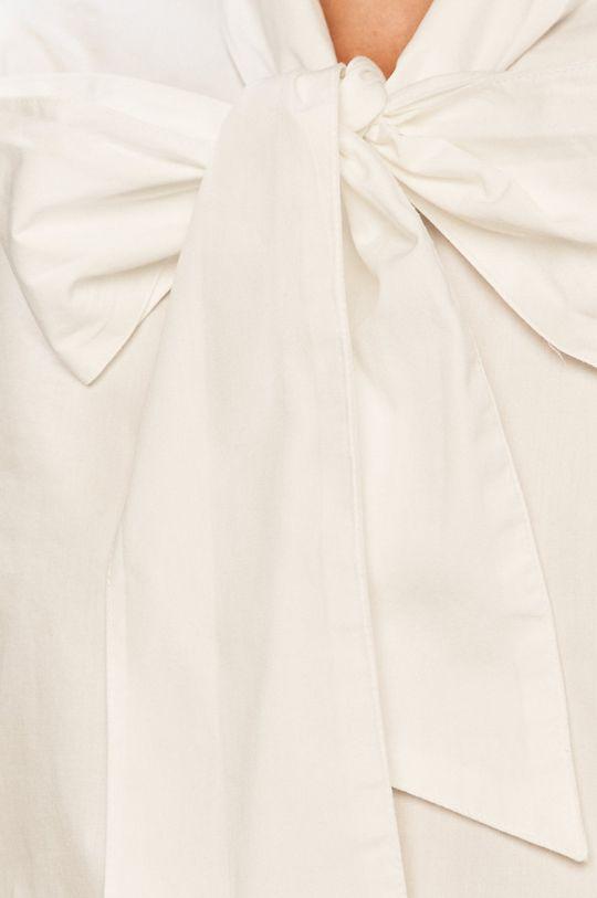 Only - Bavlnená košeľa biela