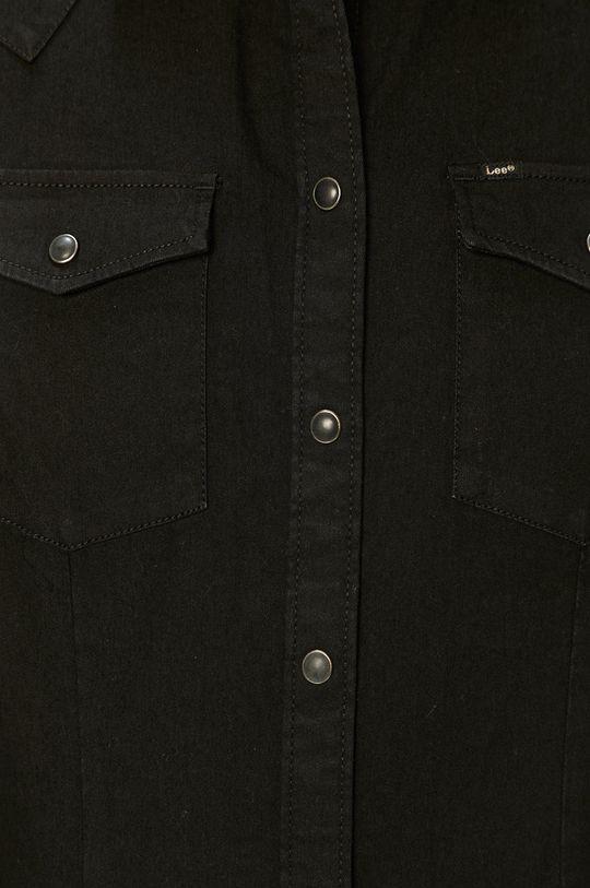 Lee - Camasa negru
