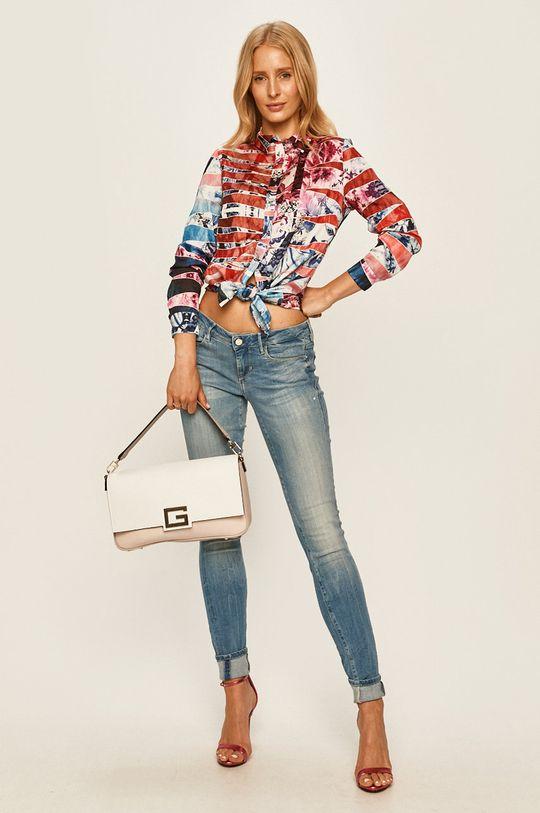 Guess Jeans - Košile  100% Polyester